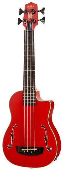 Kala Journeyman U-Bass Matte Red