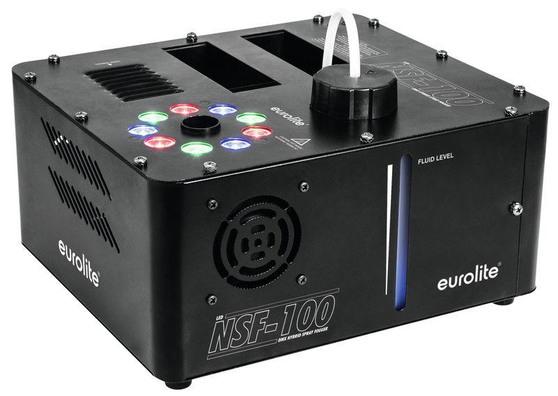 NSF-100 Hybrid Spray Fogger Eurolite