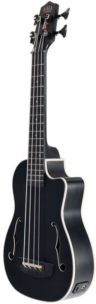 Kala Journeyman U-Bass Matte Black
