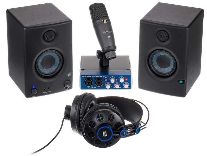 descargar drivers presonus audiobox usb 96