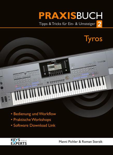 Keys Experts Verlag Tyros Praxis Buch 2