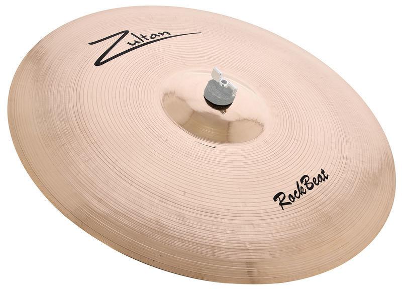 "19"" Rock Beat Crash Zultan"