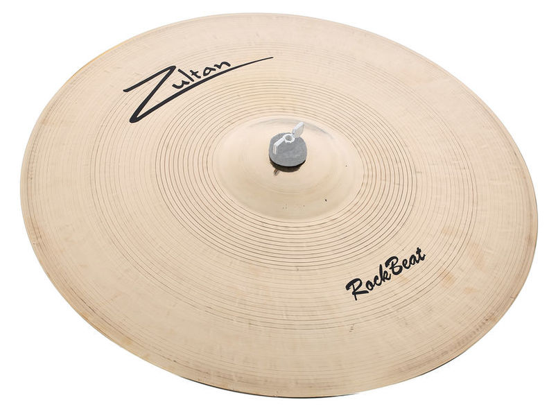 "20"" Rock Beat Crash Zultan"