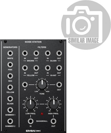 Noise Station silver EMW