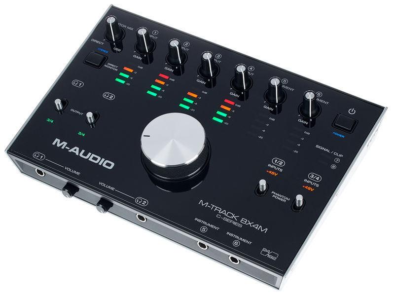 M-Track 8x4M M-Audio