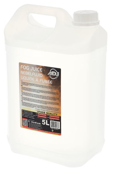 ADJ Fog juice 2 medium - 5 Liter