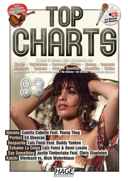 Hage Musikverlag Top Charts 83