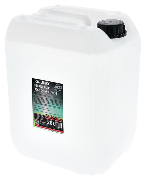 ADJ Fog juice 1 light - 20 Liter