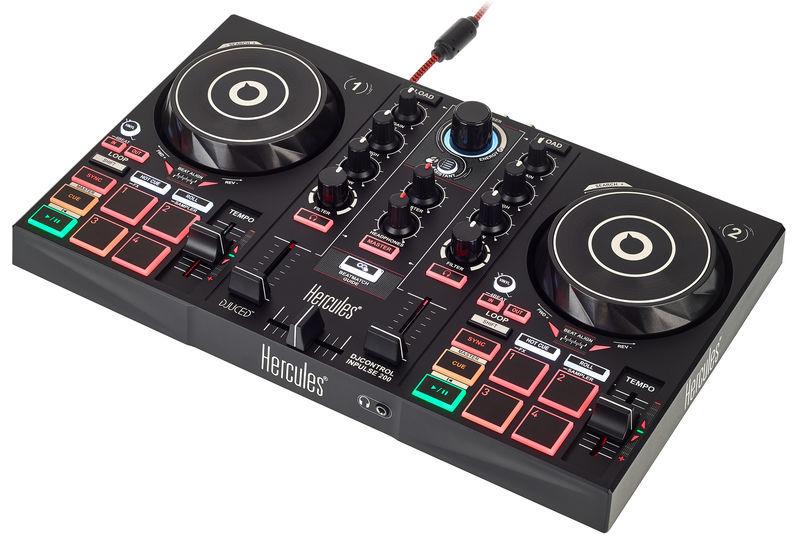DJ Control Inpulse 200 Hercules