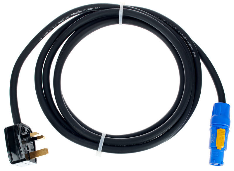 Stairville Power Twist Cable 3,0m UK