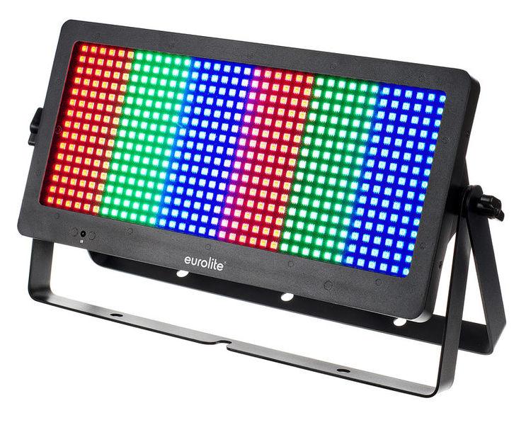 LED Strobe SMD PRO 540 DMX RGB Eurolite