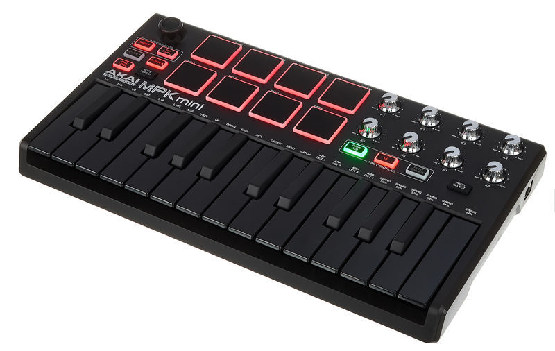 Akai MPK mini Limited Black