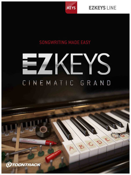 Toontrack EZkeys Cinematic Grand