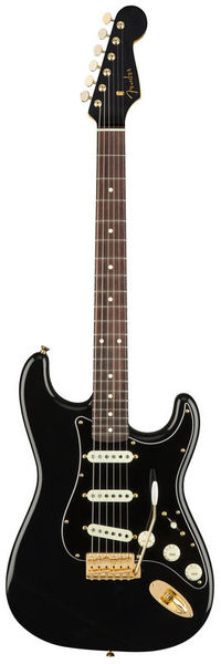 Midnight Strat Fender
