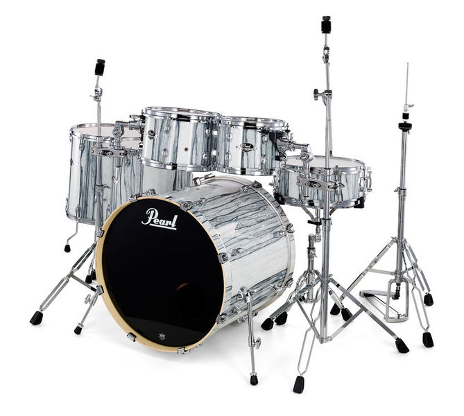 Pearl Export Limited Set White Limba
