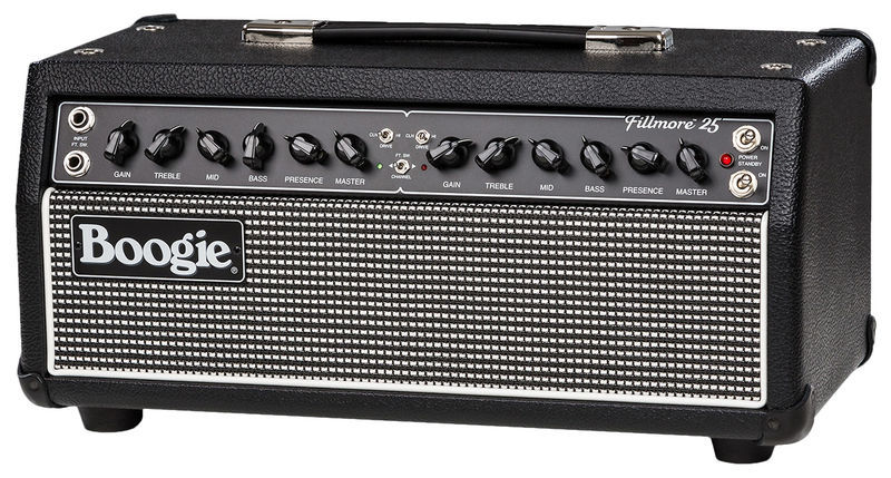 Fillmore 25 Head Mesa Boogie