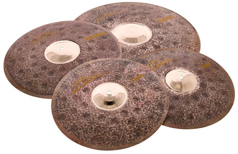 Zultan Dune Cymbal Set Standard