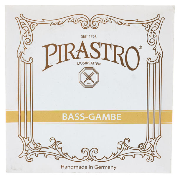 Pirastro Bass / Tenor Viol String D6 29