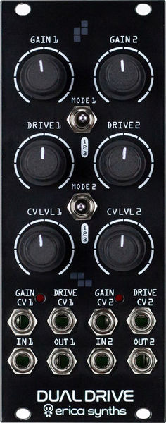 Dual Drive Erica Synths