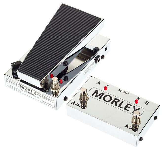 Morley 50th Anniversary Chrome Bundle