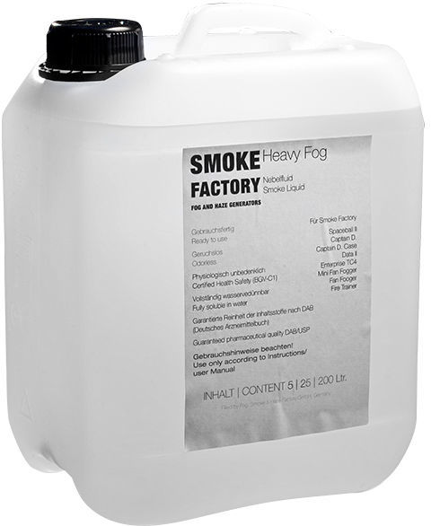 Smoke Factory Heavy-Fog PLUS 5 Liter