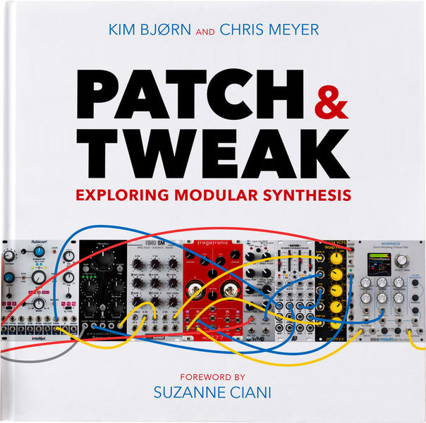 the book PATCH & TWEAK