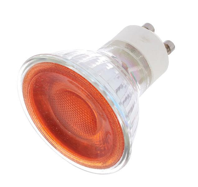 Omnilux GU-10 230V LED SMD 7W orange