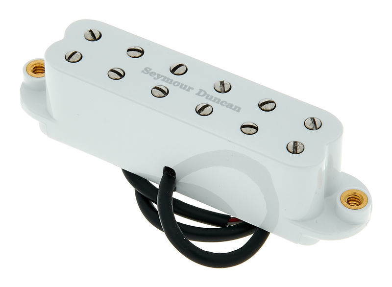 Seymour Duncan Red Devil M White