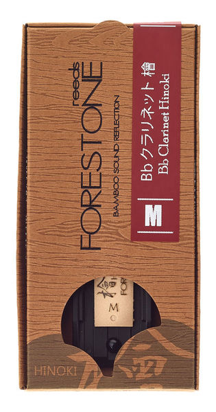 Forestone Hinoki Clarinet Bb M