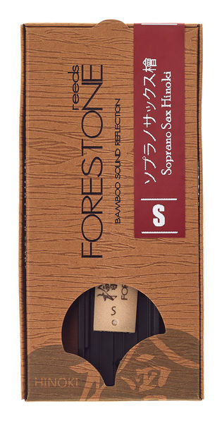 Forestone Hinoki Soprano Sax S
