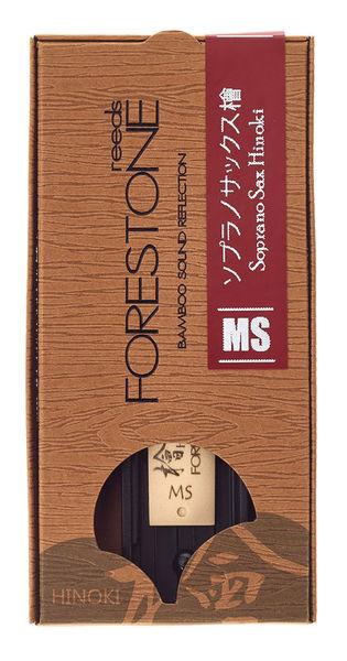 Forestone Hinoki Soprano Sax MS