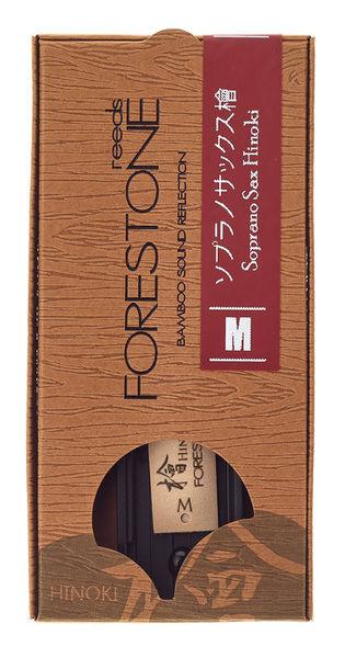 Forestone Hinoki Soprano Sax M