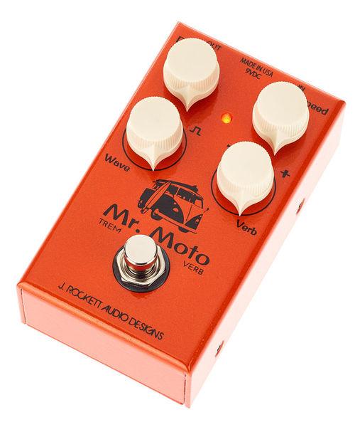 J. Rockett Audio Designs Rockett Mr. Moto