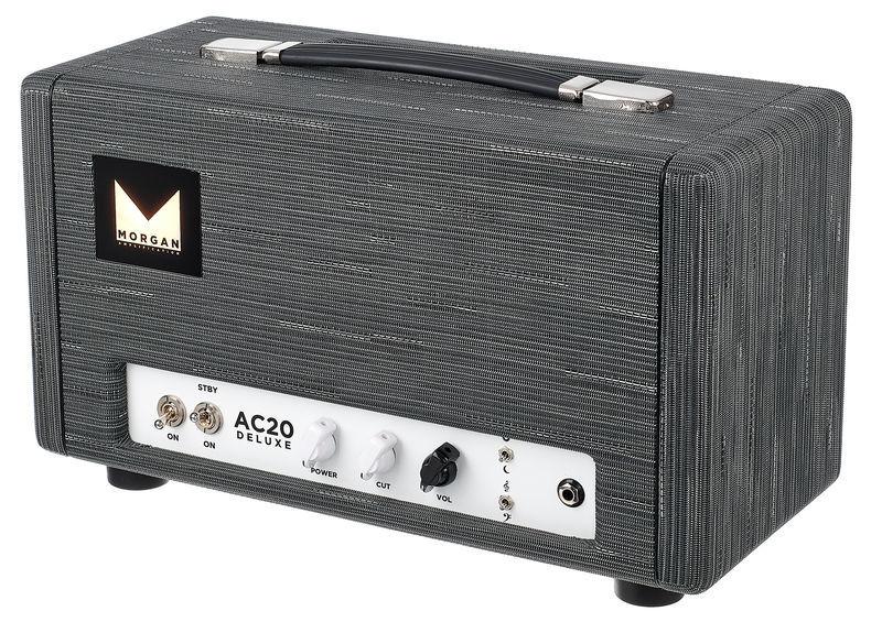 Morgan Amplification AC20 Deluxe Head Twilight