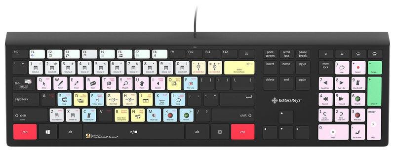 Backlit Keyboard Reason WIN UK Editors Keys