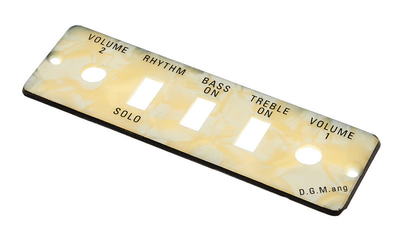 Höfner HA2B-P Cream Pearl Panel only