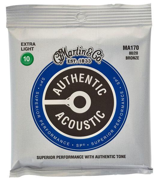 Martin Guitars MA-170 Authentic Acoustic Set