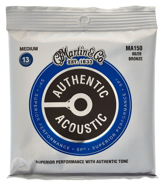 Martin Guitars MA-150 Authentic Acoustic Set