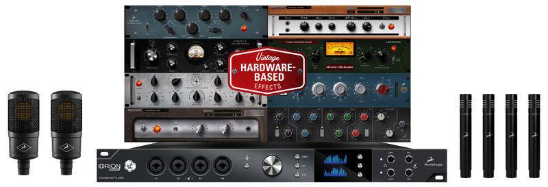 Orion Studio Rev. 2017 Bundle Antelope