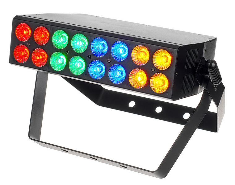 xBrick HEX 16x8W RGBAW UV Stairville
