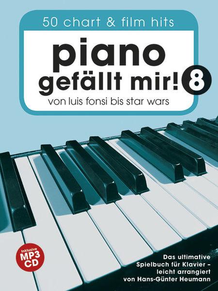 Piano gefällt mir! 8 Ring+CD Bosworth