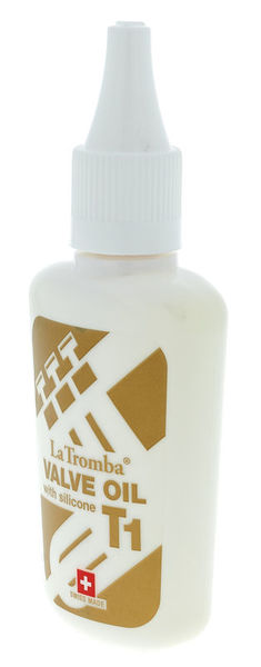 La Tromba AG T1 Valve Oil with Silicone