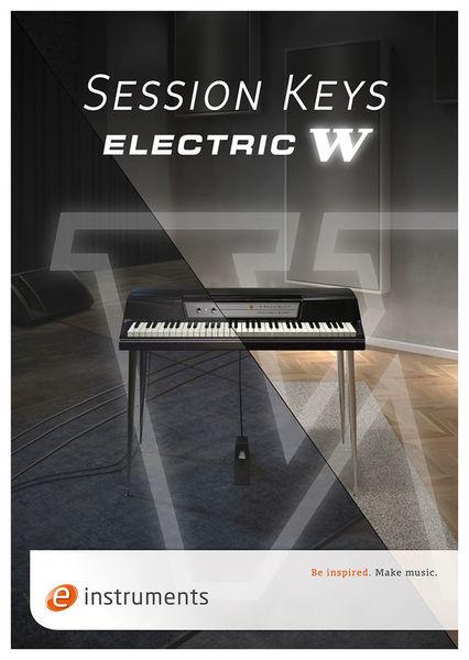 e-instruments Session Keys Electric W