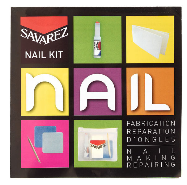 Savarez Nail Kit Kit-S1