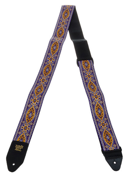 Ernie Ball E-Guitar strap Purple Sunset