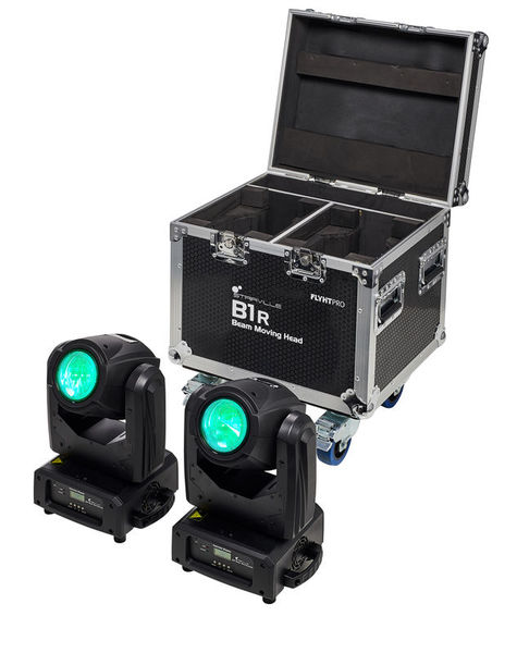 B1R Beam Tourpack 2in1 Stairville