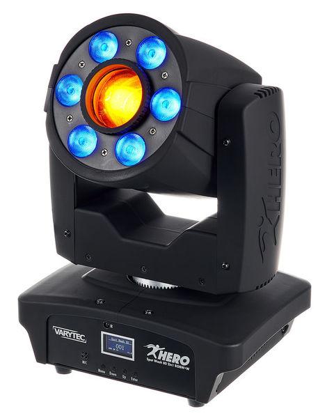 Hero Spot Wash 80 2in1 RGBW+W Varytec
