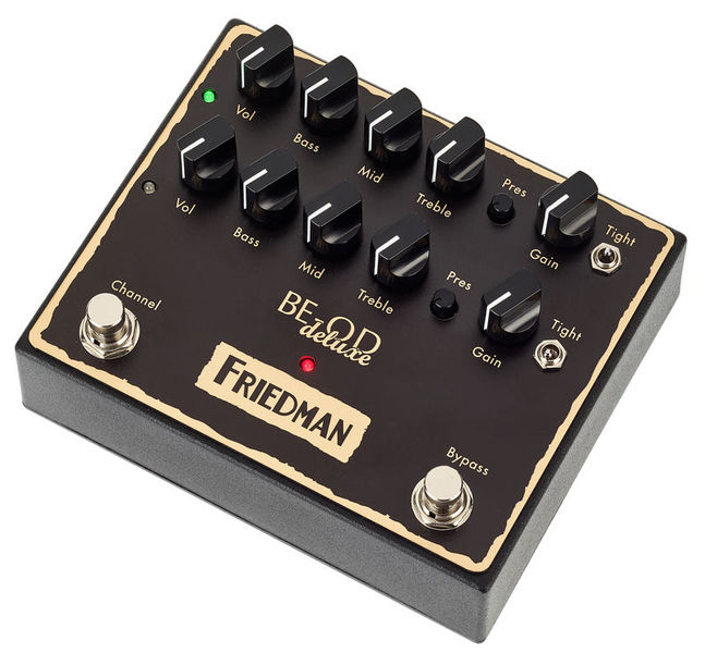 BE-OD Deluxe Overdrive Friedman