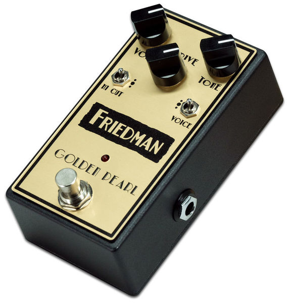 Golden Pearl Overdrive Friedman
