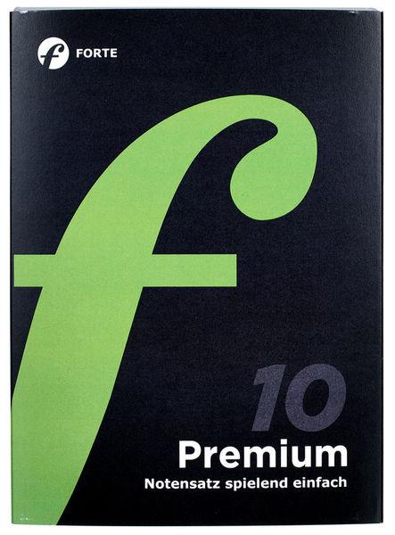 Forte 10 Premium Lugert Verlag